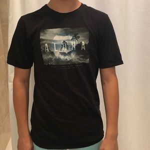 Hurley Hawaii Surf Small Graphic T-Shirt